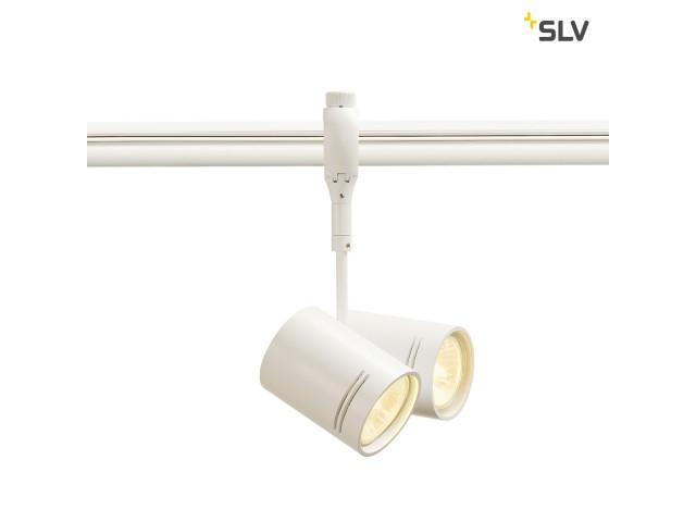 SLV BIMA 2 voor EASYTEC II wit 2xGU10