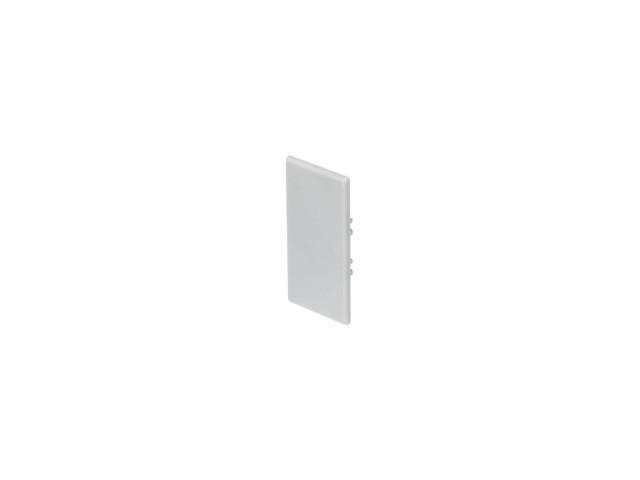 SLV Eindkap LED WANDPROFIEL UP-DOWN zilv.grijs 2st