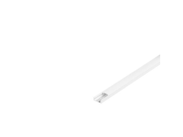 SLV GLENOS Lijnprofiel 1809-100 wit mat, 1m