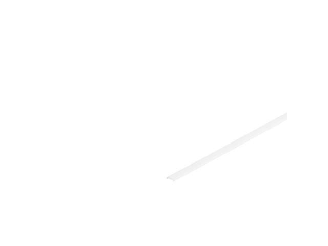 SLV Cover voor GLENOS Lijnprofiel 1107-200, 2m