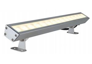 BIG WHITE GALEN LED PROFIEL alu geanodiseerd 1xLED 3000K (229462 | 312060) Washlights van SLV