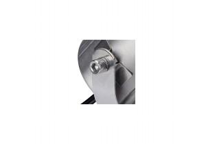 BIG WHITE NAUTILUS QPAR51 roestvrij staal 1xGU10 (229741) Staande lampen van SLV