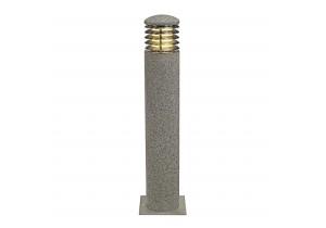BIG WHITE ARROCK GRANIET 70 ROUND salt/pepper 1xE27 (231431 | 313431) Staande lampen van SLV