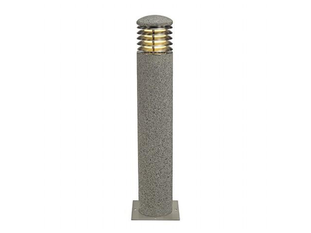 SLV ARROCK GRANIET 70 ROUND salt/pepper 1xE27