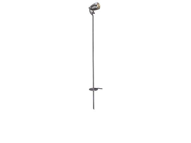SLV CV-SPOT 120 edelstaal geborsteld 1xGU10 LED