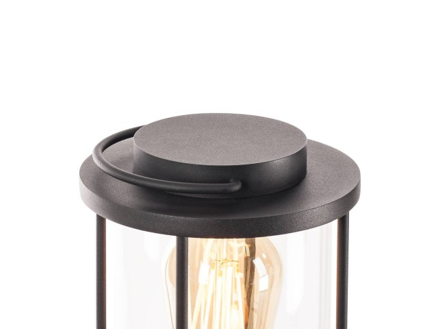 SLV PHOTONIA tafellamp antraciet 1xE27