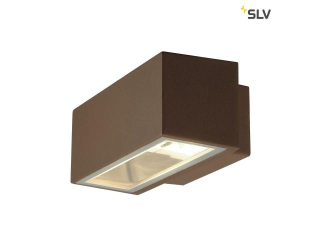 SLV BOX R7s roest kleur 1xR7s