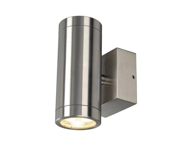 SLV ASTINA STEEL LED roestvrij staal 2xLED 3000K
