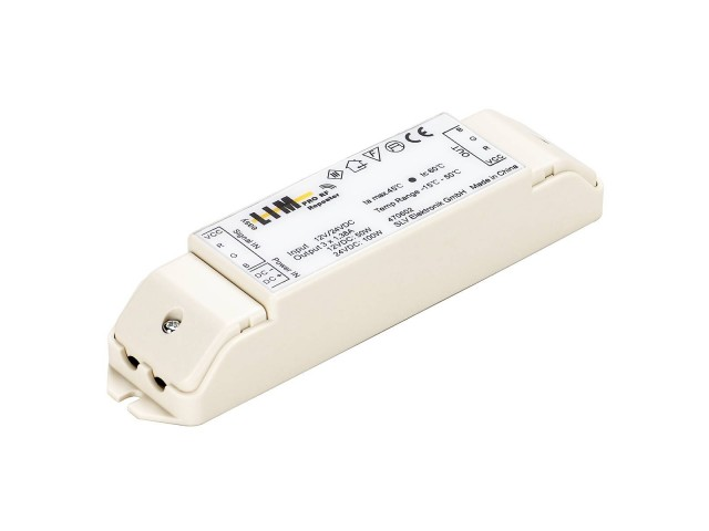 SLV EASY LIM PRO RF Slavestruring 12V/24V 3-kanaal