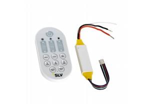BIG WHITE COLOR CONTROL Master Controller met afstandsbed. (470671) Sturingen van SLV