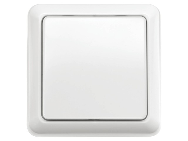 SLV Draadloze wandschakelaar enkelvoudig