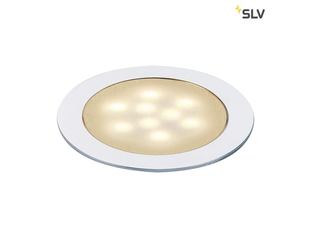SLV LED SLIM LIGHT alu geanodiseerd 1xLED 3000K