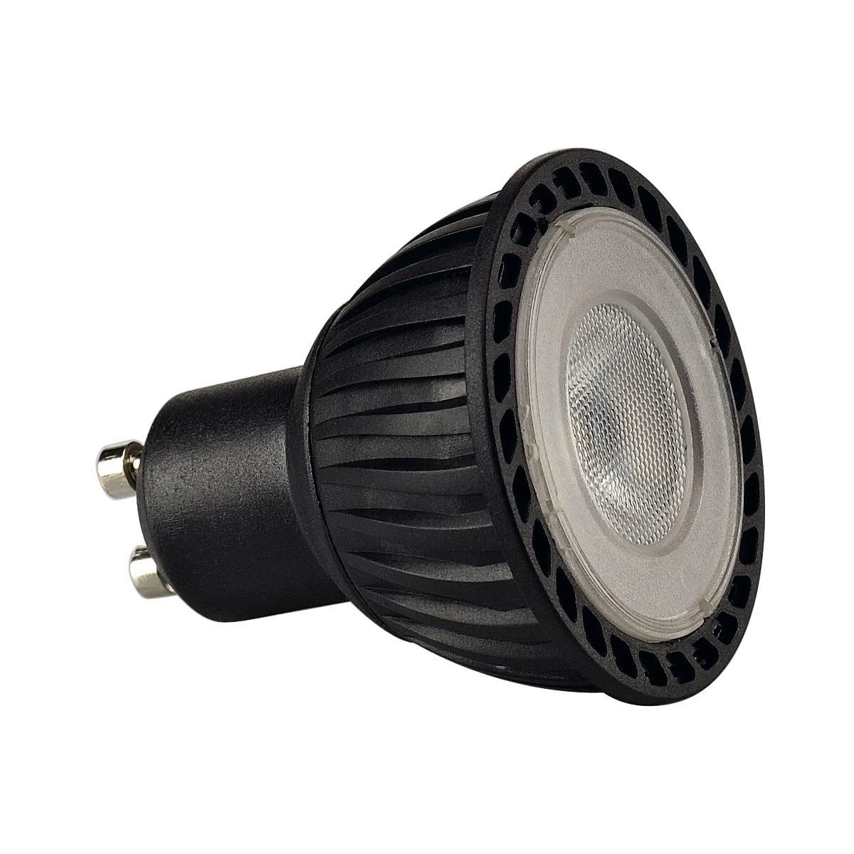 SLV LED GU10 4,3W 40° 2700K