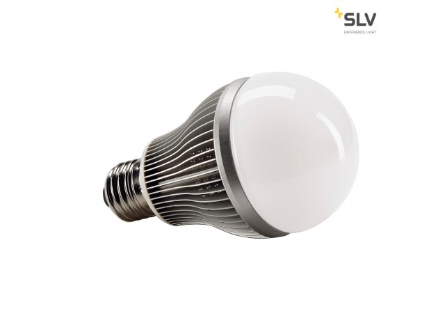 SLV E27 10W LED, warm wit, nicht dimmbar