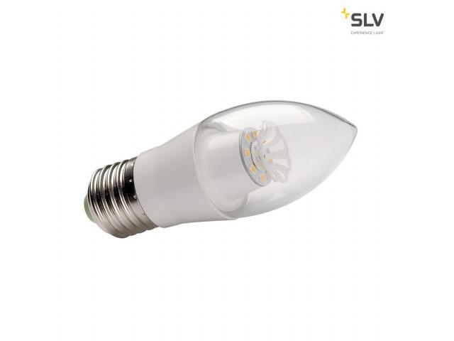 SLV E27 LED KERZE, 6W SMD LED, 2700K