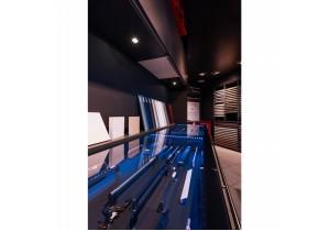 BIG WHITE Profiel-Strip X-SLIM 60 24V 48mm x 3m blauw (552727) LED strips van SLV