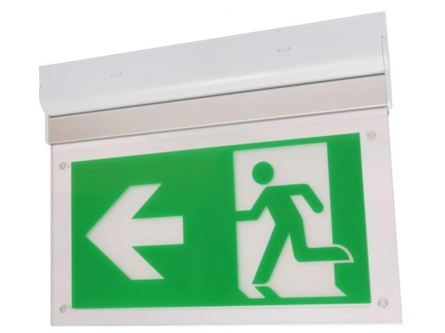 DecaLED® Opbouw Hang Noodverlichtingsarmatuur 3W