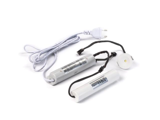 DecaLED® Inbouw Vluchtweg anti-paniek LED spot 3W