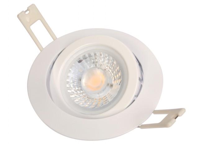DecaLED® Downlight HaloRep-R White 6-9W 2700K IP54