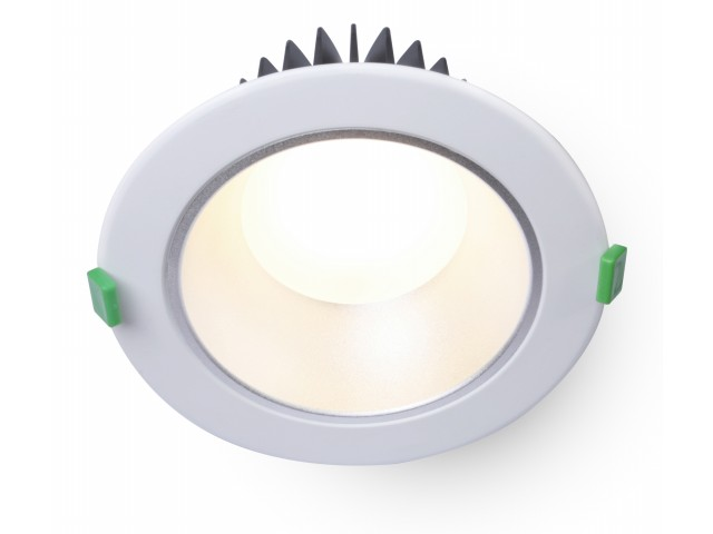 DecaLED® Downlight Wave-30M White 30W 3000K