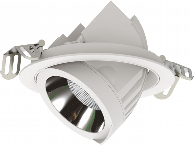 DecaLED® Downlight Scope-30Mpro White 30W 3000K