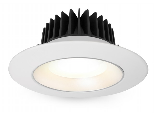 DecaLED® Downlight Wave-3040XLpro White 30-40W 3000K