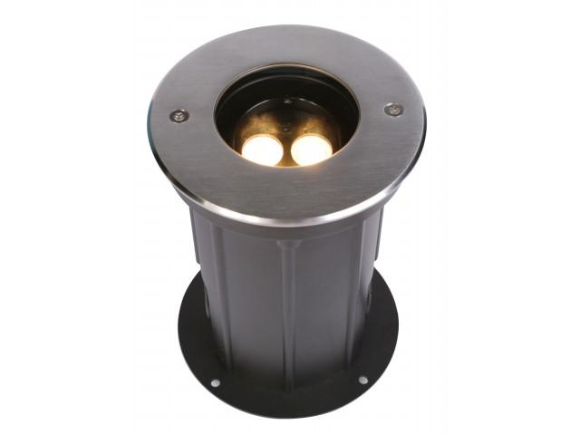 DecaLED® Inground HV-Line R116 Adjust 4W 2700K