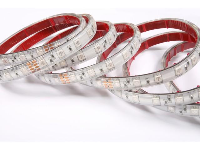 DecaLED® Flex IP65 60 leds/m 24V 5mtr RGB
