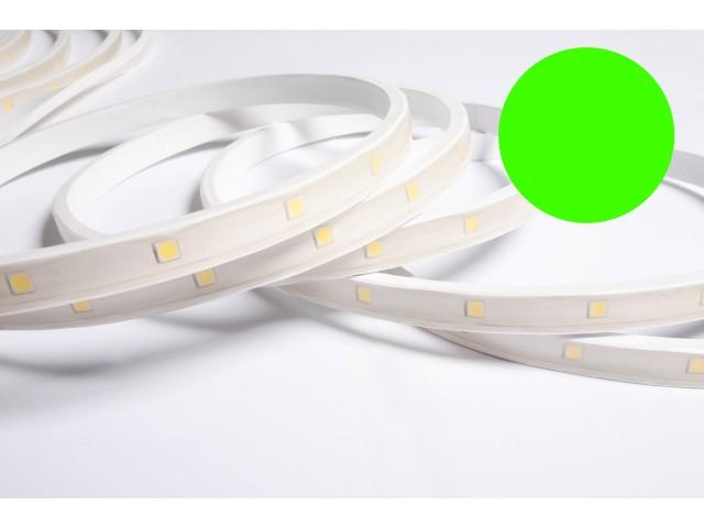 DecaLED® Pro Flex IP65 30 leds/m 24V per mtr Groen