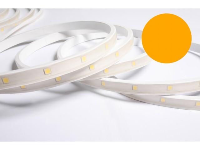 DecaLED® Pro Flex IP65 30 leds/m 24V per mtr Amber