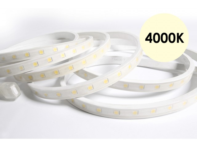 DecaLED® Pro Flex IP65 60 leds/m 24V per mtr 4000K