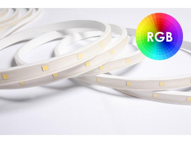 DecaLED® Pro Flex IP65 30 leds/m 24V per mtr RGB