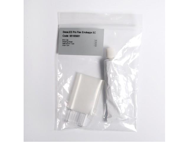 DecaLED® Pro Flex Eindkapje RGB