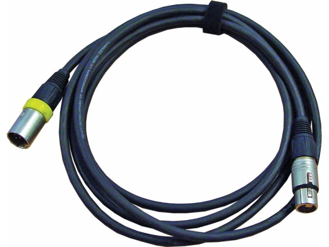 DecaLED® DMX Cable XLR-3, 10m